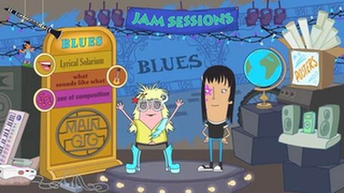 History of Blues