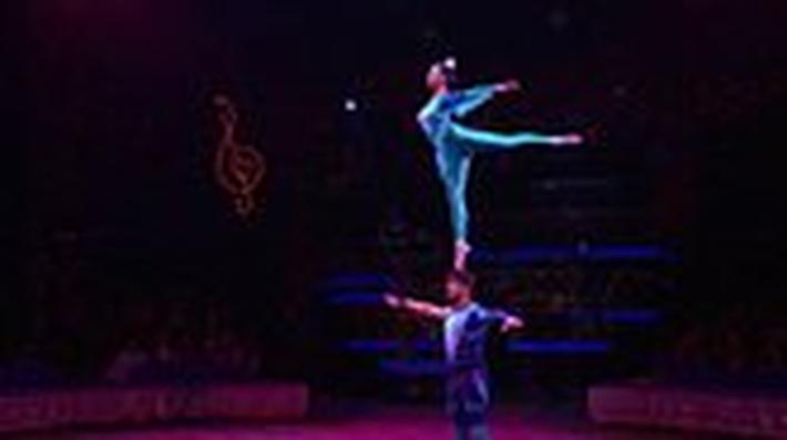 Circus | Physics: Center of Mass Video