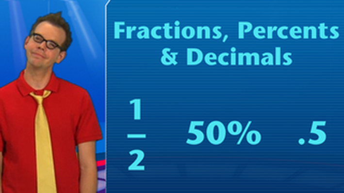 Dunk Tank: Fractions, Decimals & Percents