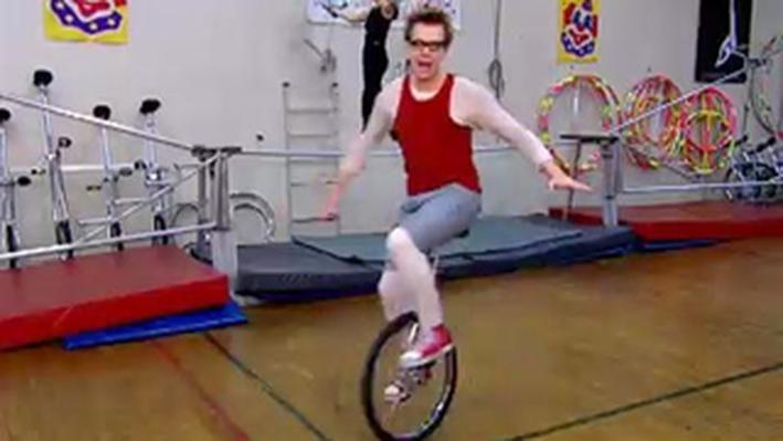 Zero Gravity and the Circus