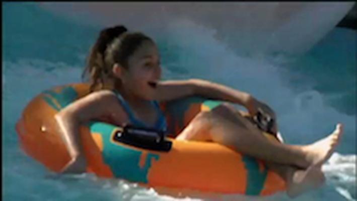 Water Slides Video