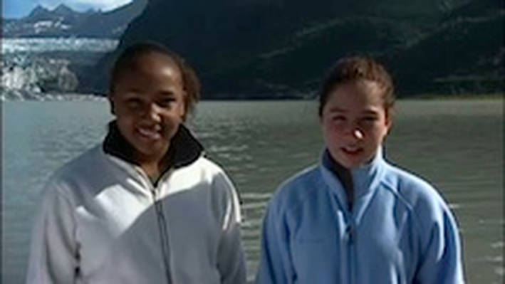 SciGirls en Español Video: Glaciares (Glaciers)