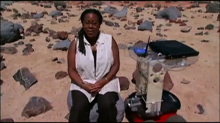 Scientist Profile: Mars Rover Engineer