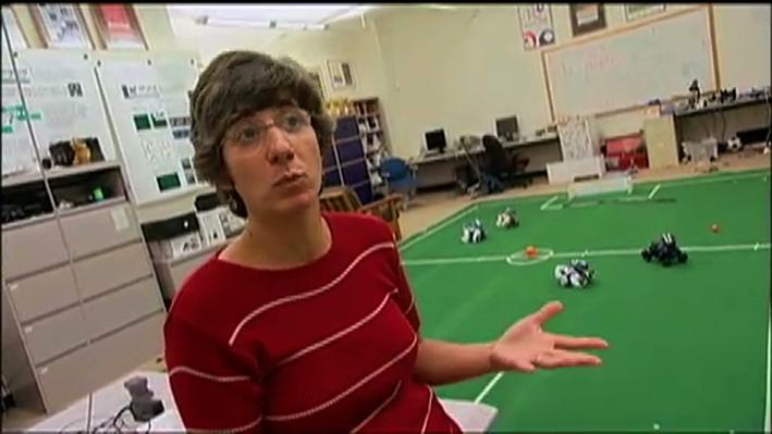 Scientist Profile: Robotic Soccer Scientist
