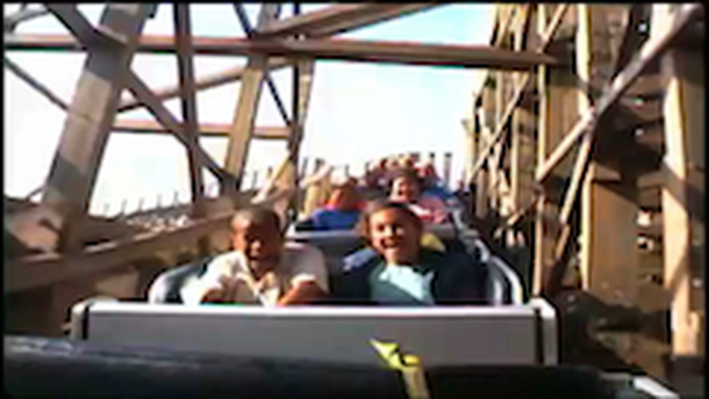DragonflyTV | How Scary is a Roller Coaster Ride?