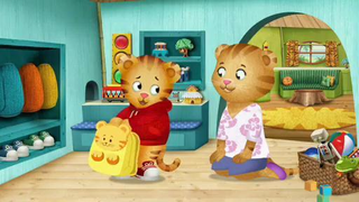Starting School with Daniel Tiger & Mister Rogers