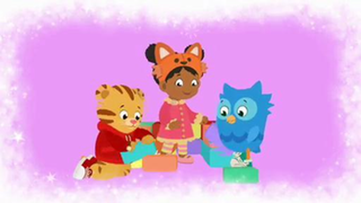 Find a Way to Play Together: Strategy Song and Activity | Daniel Tiger's Neighborhood