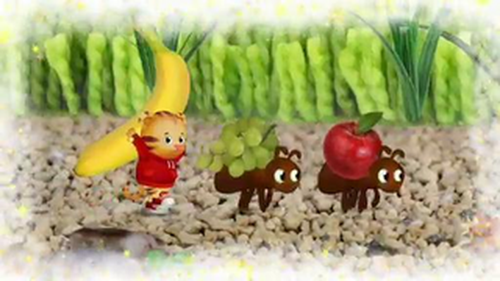 Imagination Moment: An Ant Picnic