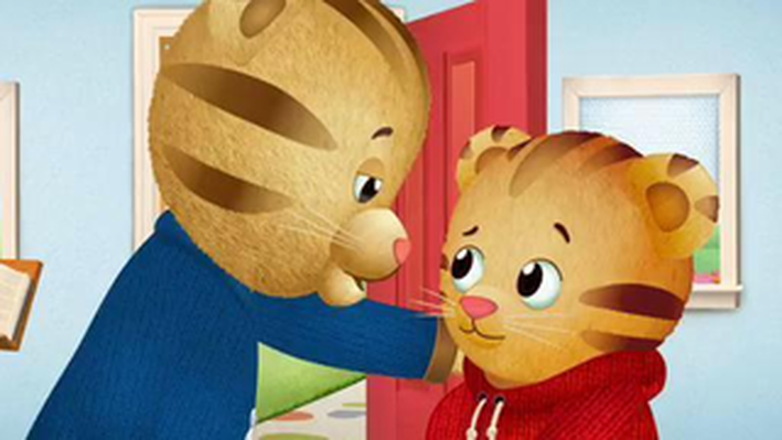 Saying Goodbye at School | Daniel Tiger's Neighborhood