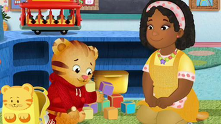 The Block Corner | Daniel Tiger's Neighborhood