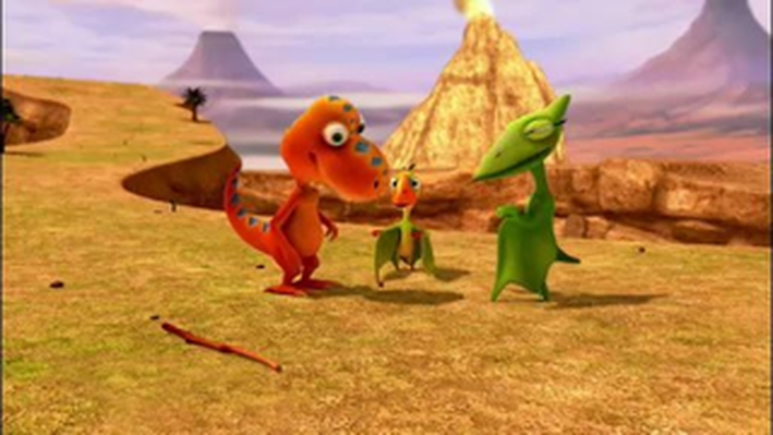 Dinosaur Train | A Game for Both of Us
