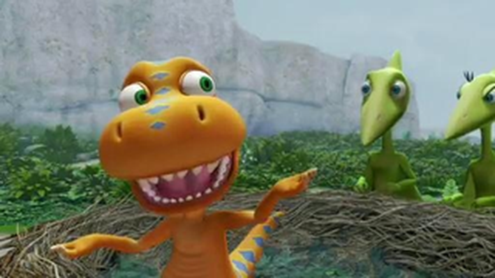 Dinosaur Train | Buddy's Calm Space