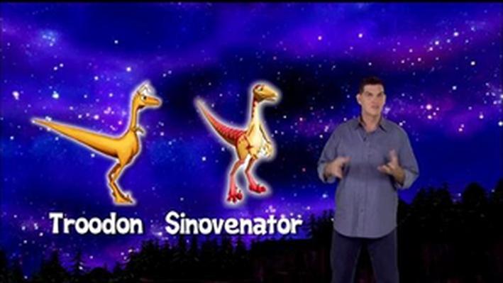 Dinosaur Discoveries: Constellations   Dinosaur Train