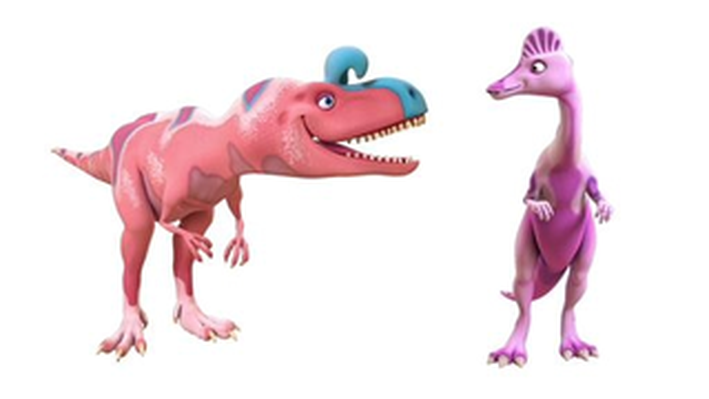 Dinosaur Train | Diversity