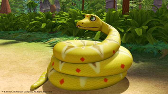 Dinosaur Discoveries: Sanajeh and Snakes | Dinosaur Train