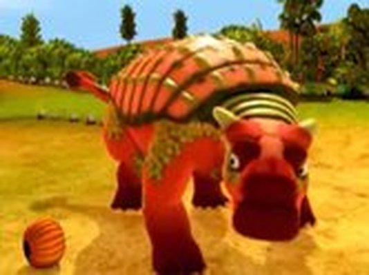 Dinosaur Train | A Game of Dino Ball