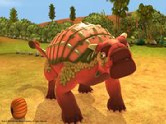 Dinosaur Train | Armored Like an Ankylosaurus