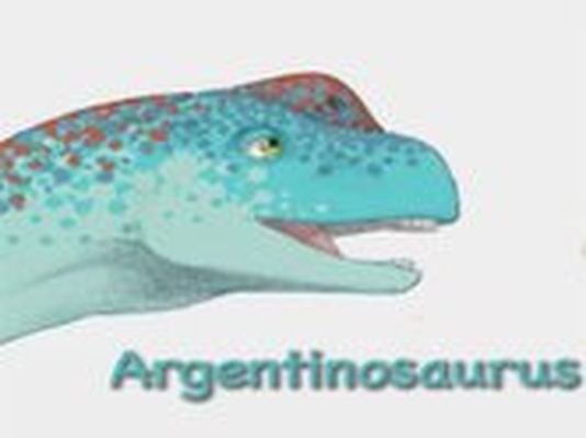 Dinosaur Train | Argentinosaurus