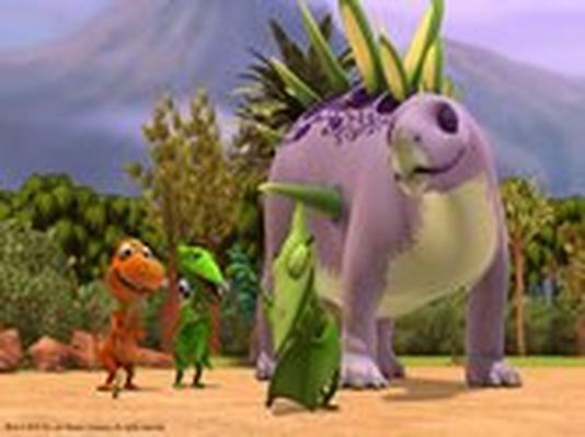 Dinosaur Train | Just Part of the Kentrosaurus Package