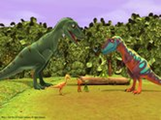 Dinosaur Train | The Theropod Club