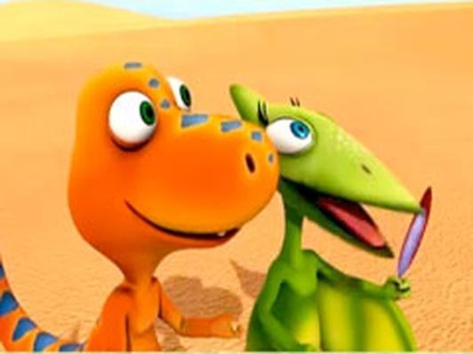 Dinosaur Train | Dinosaurs Have Feathers!
