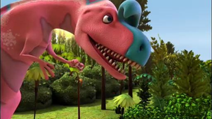 Dinosaur Train | King Cryolophosaurus' Jitters