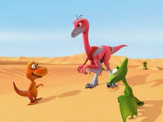 Dinosaur Train | Now With Feathers