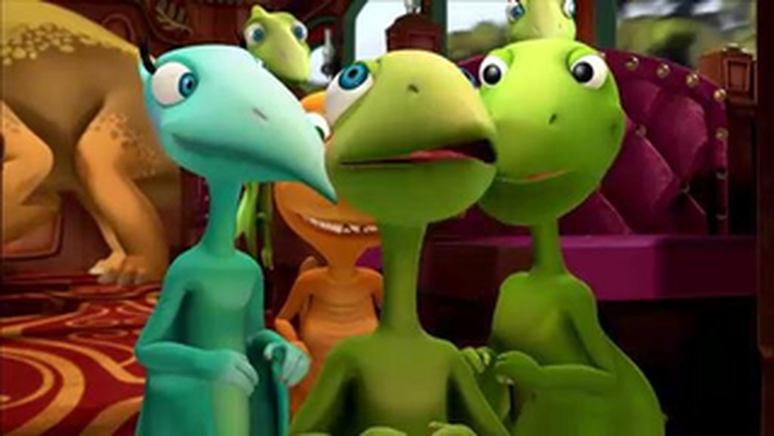 Dinosaur Train | Theropod Convention