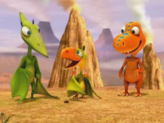 Dinosaur Train | Petey the Peteinosaurus