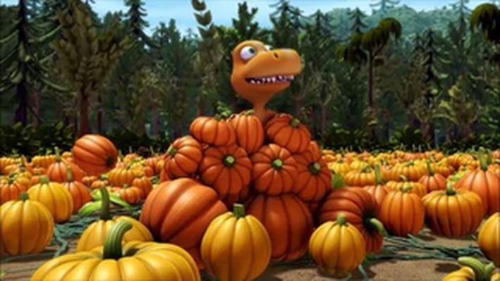Pumpkin Contest | Dinosaur Train