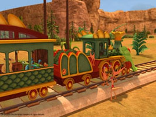 Dinosaur Train | Train Trouble