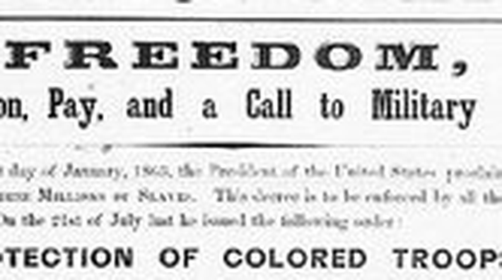 Comparing Civil War Recruitment Posters