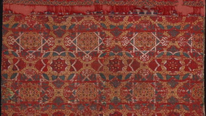 Andalusian Silk Textile: 9 C. Spain