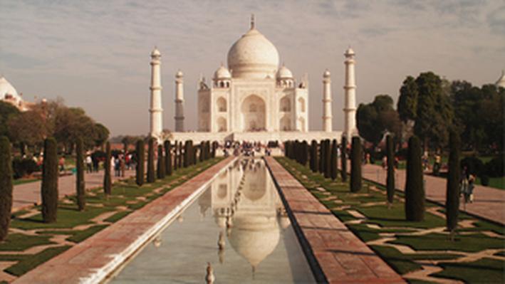 Taj Mahal: 17 C. India