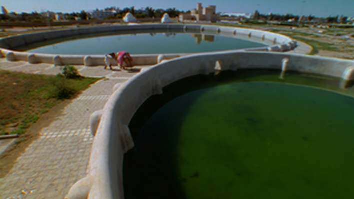 Water Storage Basins: Kairouan, Tunisia