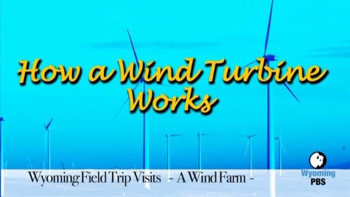 How a Wind Turbine Works