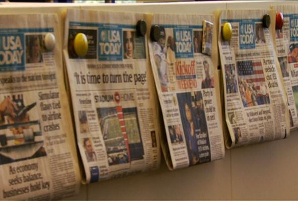 Newspapers in the Digital Age Video