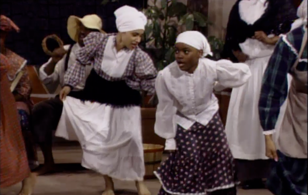 African/African-American Culture: Plantation Dance/Ring Shout