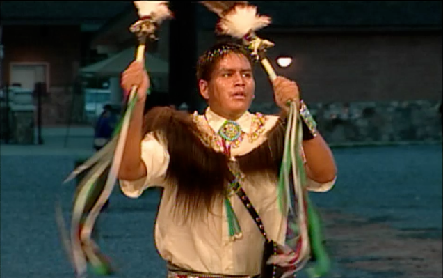 Native American Culture: Navajo Shaker Dance