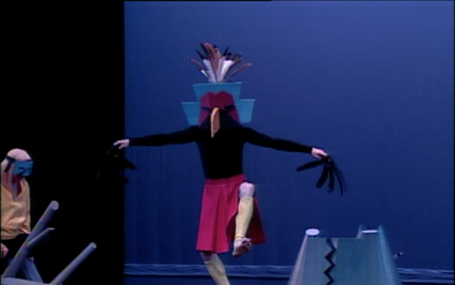 Killer of Enemies: The Divine Hero - Monster Eagle | Dance Arts Toolkit