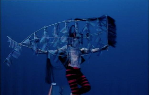Killer of Enemies: The Divine Hero - Monster Fish | Dance Arts Toolkit