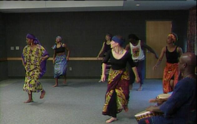 West African Dance: Music & Movement | Dance Arts Toolkit