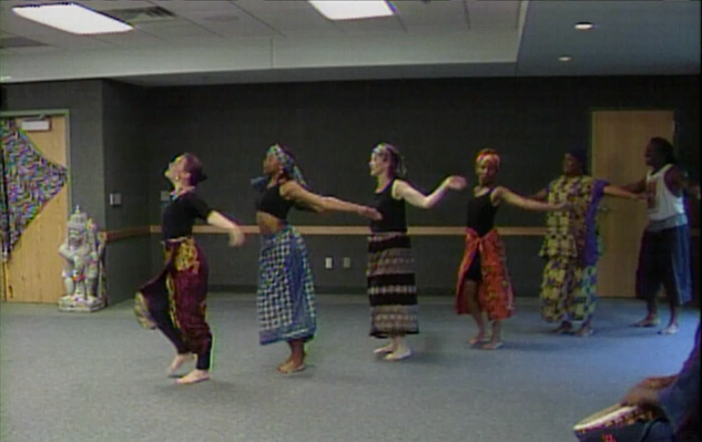 West African Dance: Choreography | Dance Arts Toolkit