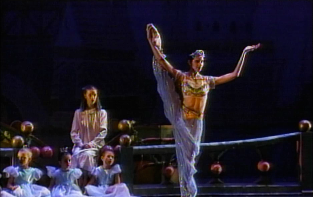 Arabian and Chinese Dances from the Nutcracker | Dance Arts Toolkit