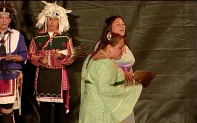 Mohawk New Women's Shuffle Dance | Dance Arts Toolkit