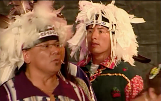 Mohawk Standing Quiver Dance | Dance Arts Toolkit
