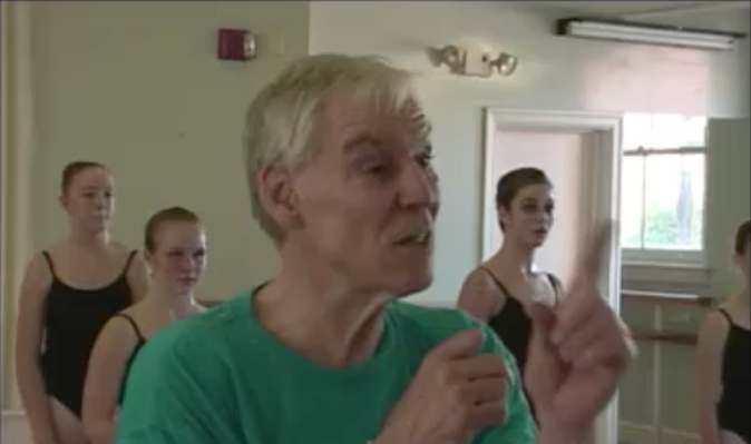 Jacques d'Amboise: A Life in Dance | Dance Arts Toolkit