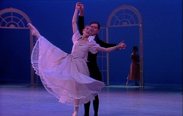 Liebestraume: Dance 6 (Pas de quatre) | Dance Arts Toolkit