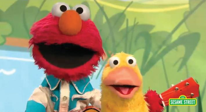 Song: Elmo's Ducks | Sesame Street