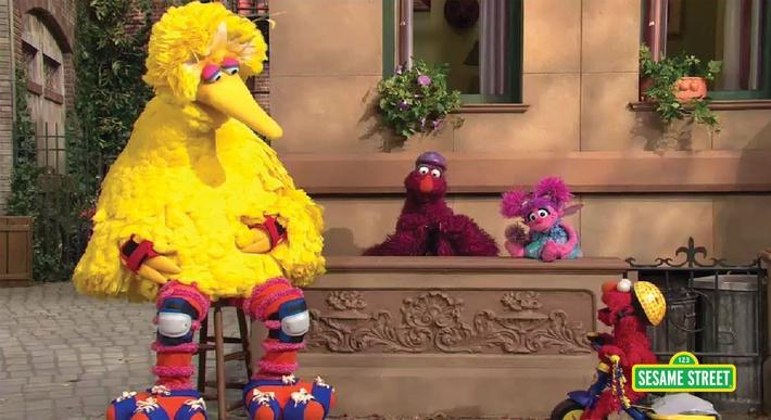 Song: Come Along with Me | Sesame Street